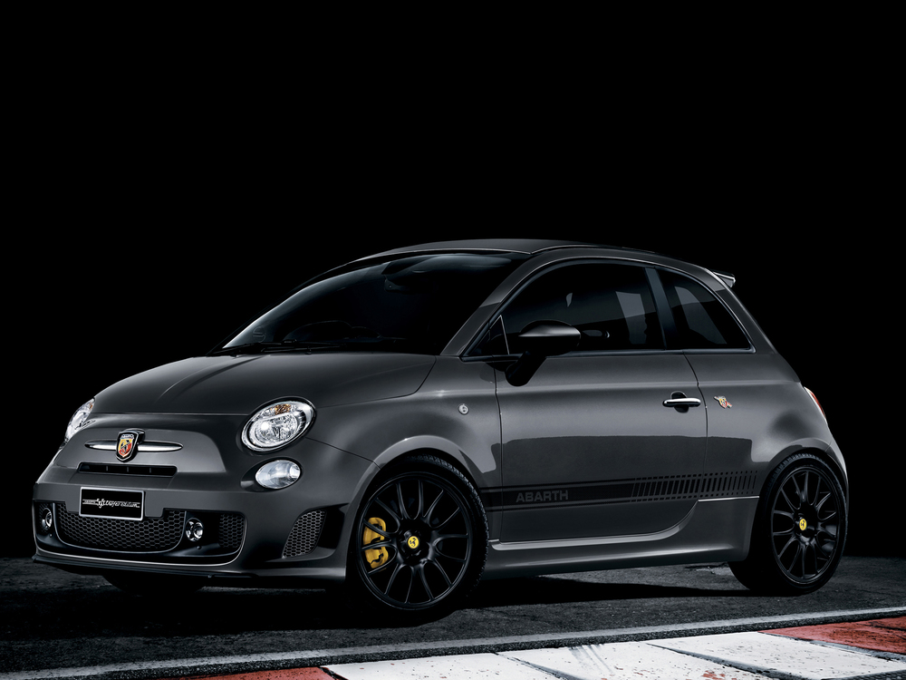 Abarth 595 Trofeo Limited Edition
