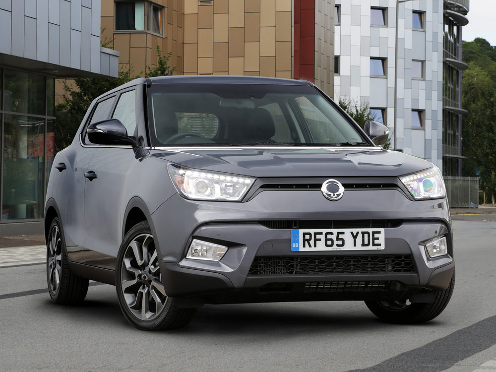 First ever World Car of The Year nomination for SsangYong
