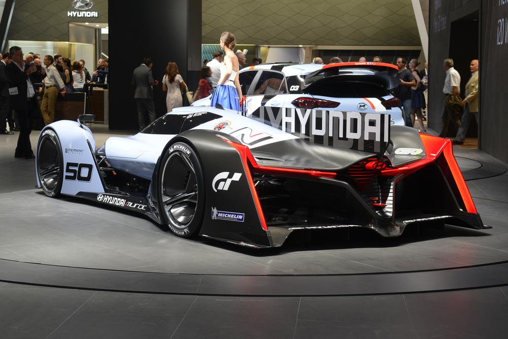 Hyundai launches new high performance sub-brand