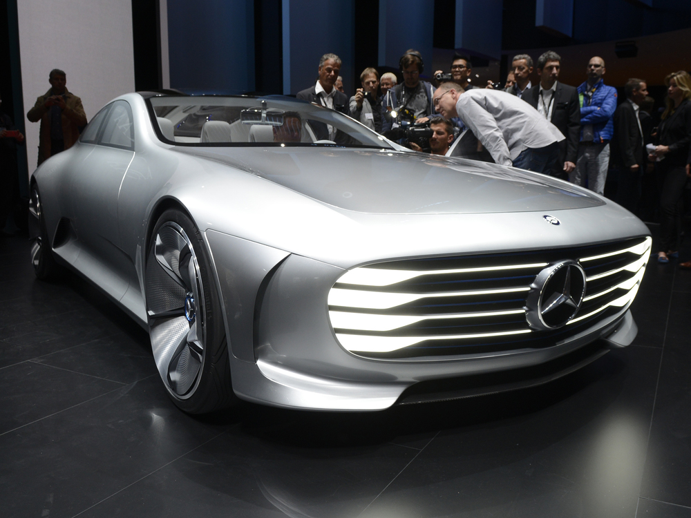 Mercedes reveals new Concept IAA