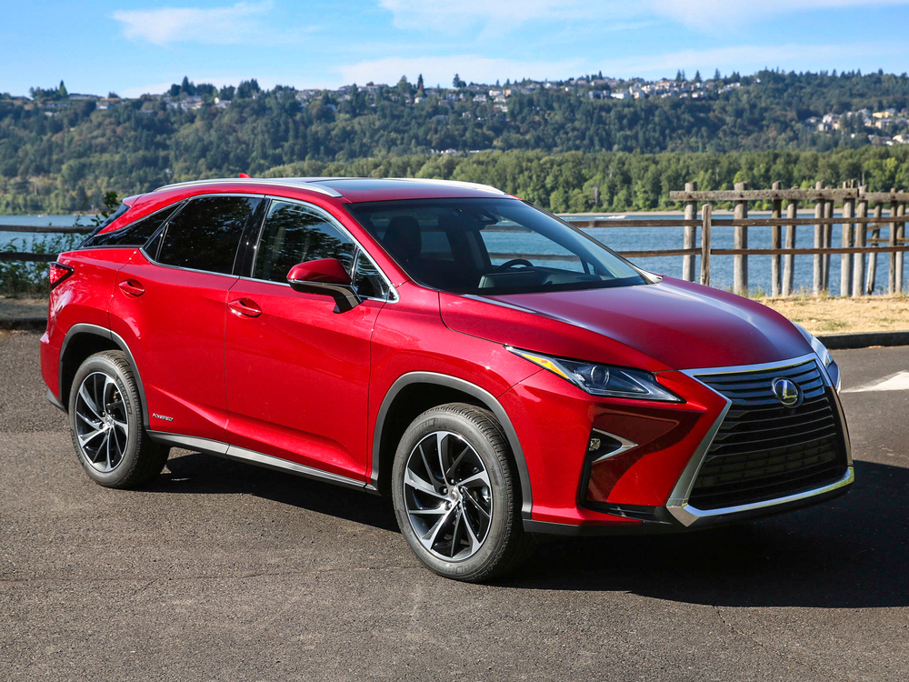 Lexus RX pricing confirmed