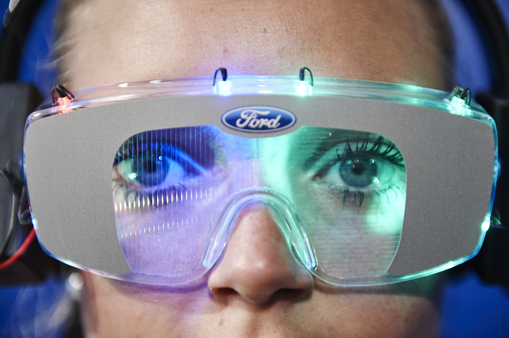 Ford develops Drug Driving Suit