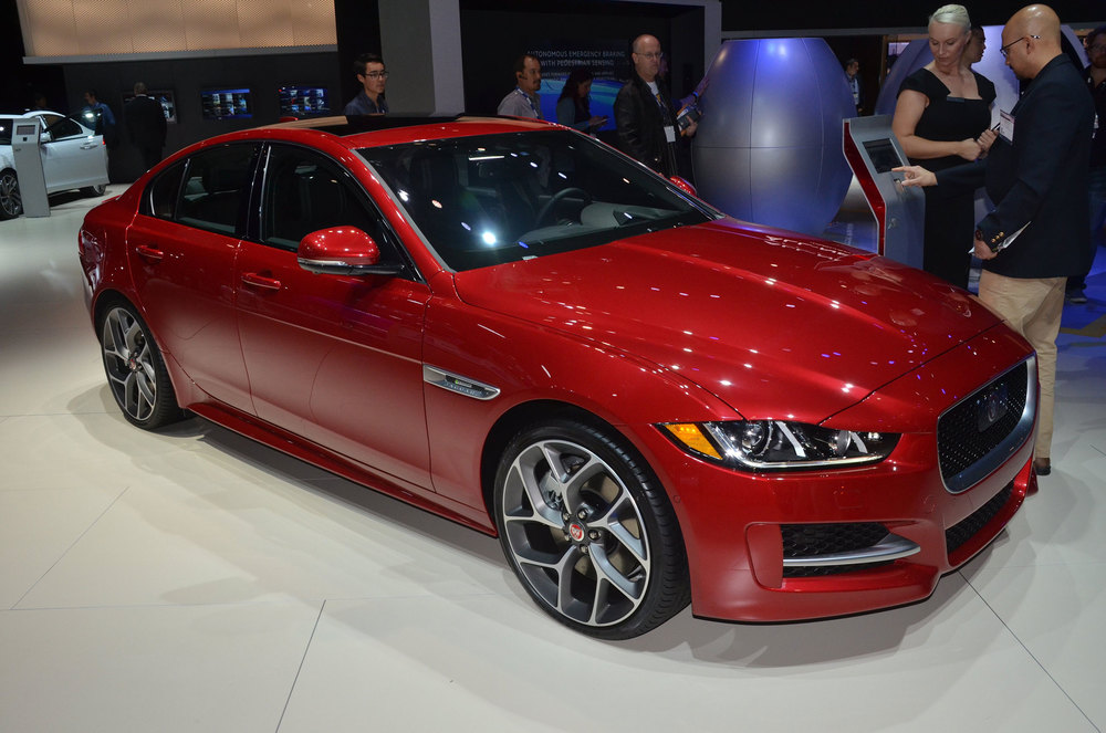 Jaguar XE gets AWD and new engine option