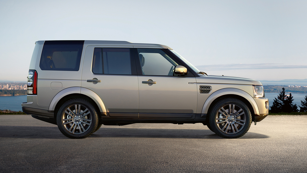 New Land Rover Discovery models revealed