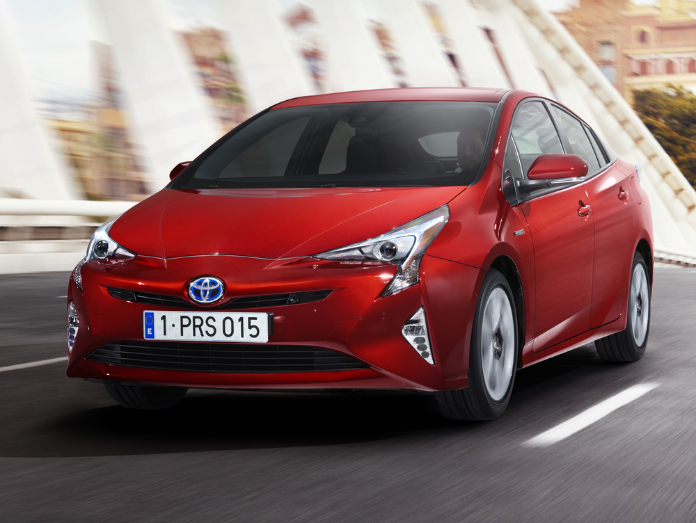 Toyota confirms new Prius pricing