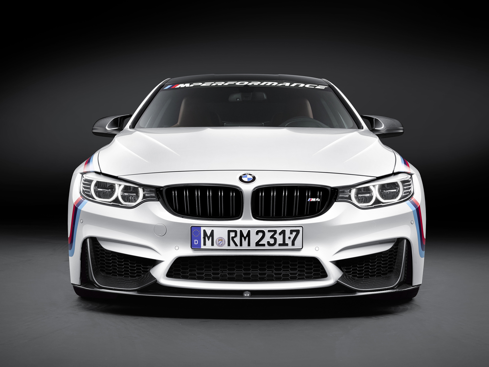 Modified BMW M4 Coupe revealed at SEMA