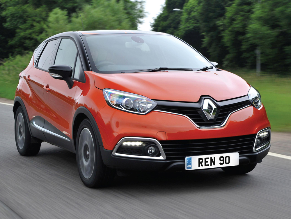 Renault Clio and Captur upgraded