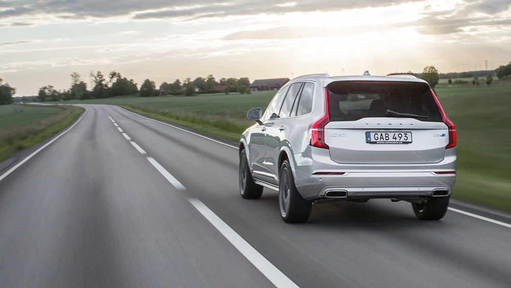 Volvo adds XC90 performance upgrades