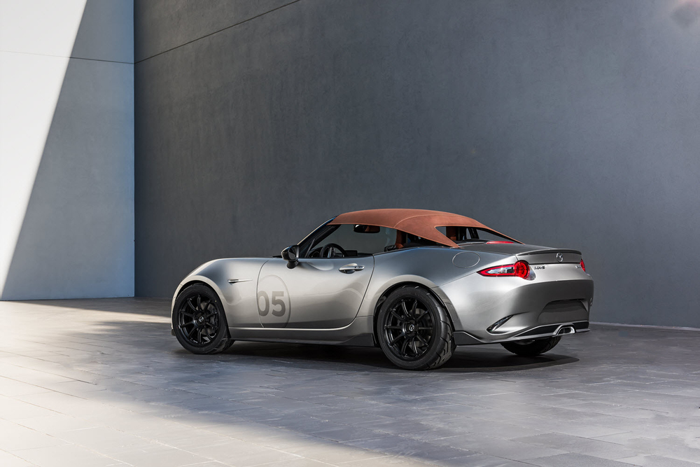 Mazda MX-5 concepts revealed at SEMA
