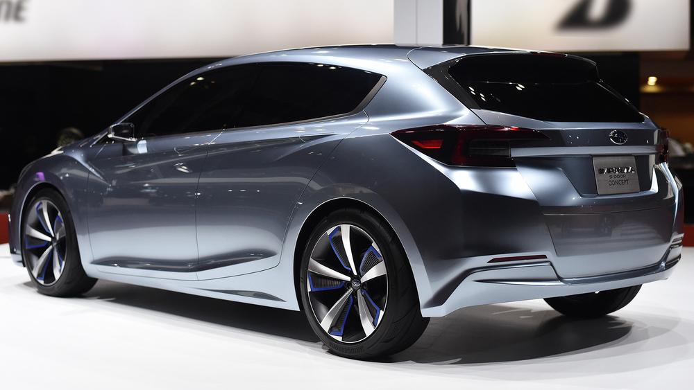 Subaru debuts new Impreza 5-Door Concept