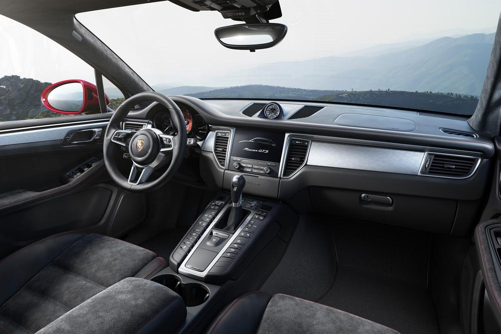 Porsche Macan GTS revealed