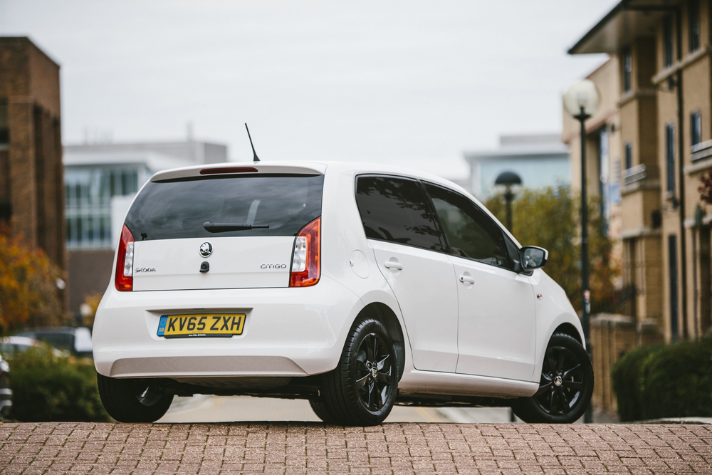 Skoda reveals new Citigo Black Edition
