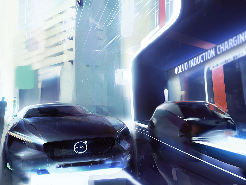 Volvo details electric car strategy
