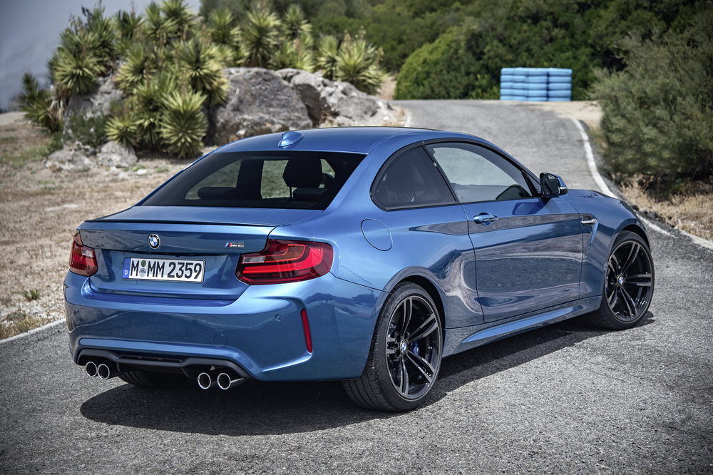 New BMW M2 revealed