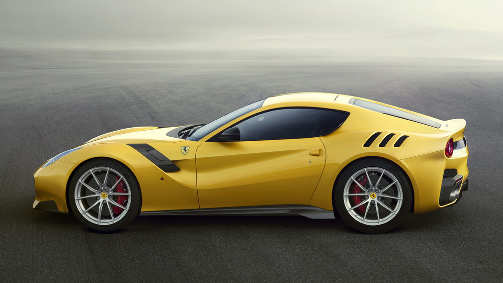 Limited edition Ferrari F12tdf unveiled