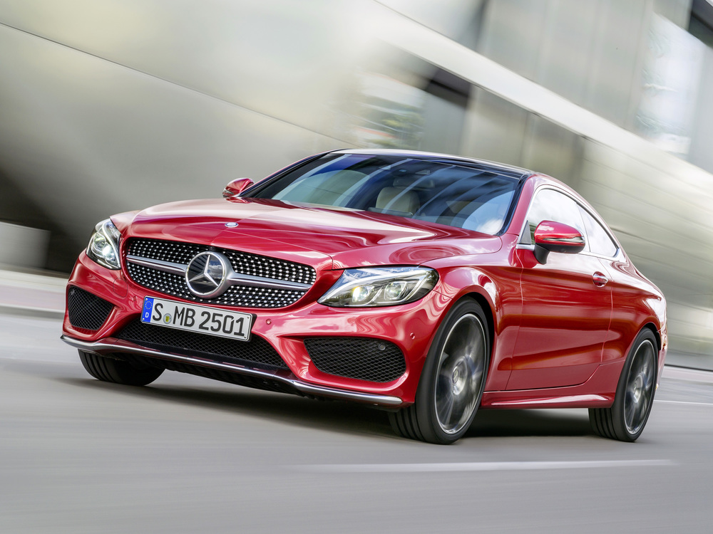 Mercedes confirms C-Class Coupe pricing and spec