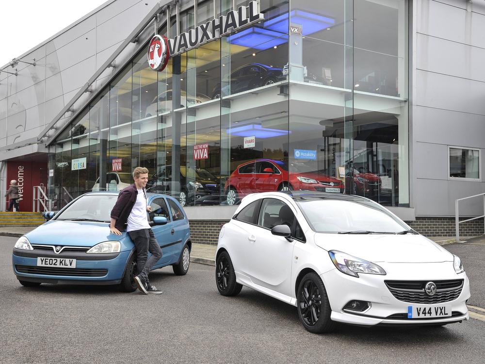 Vauxhall's Scrappage Allowance scheme returns