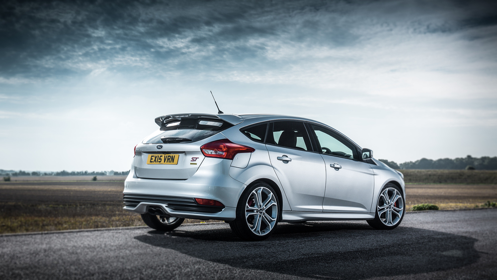 Ford Focus ST gets Mountune boost