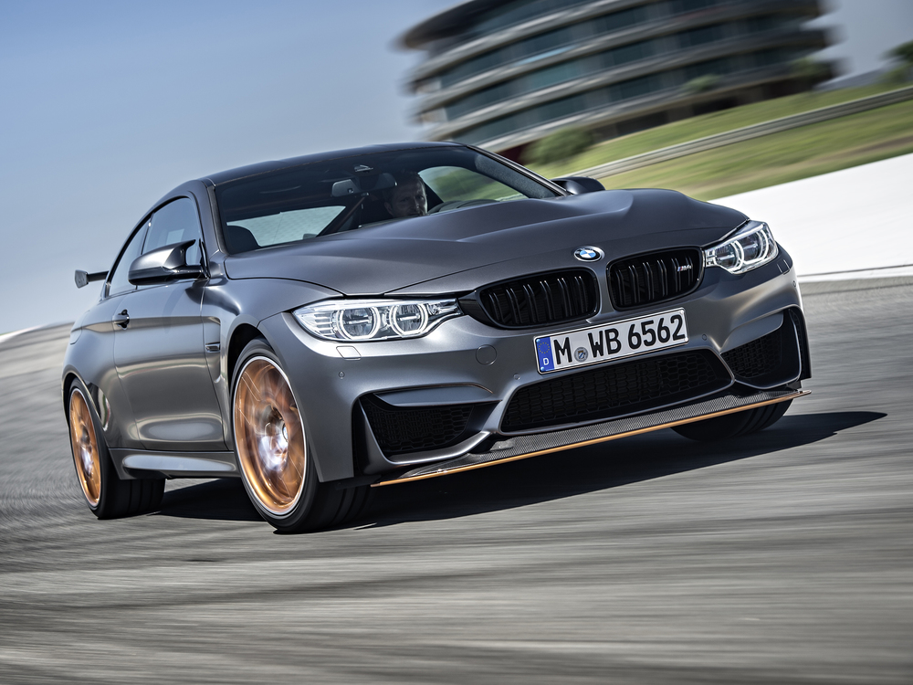 BMW confirms pricing for M4 GTS