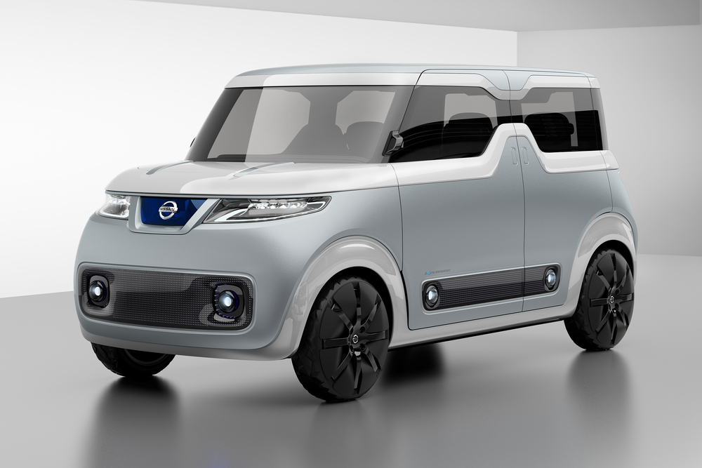 Nissan Teatro for Dayz set to debut in Tokyo