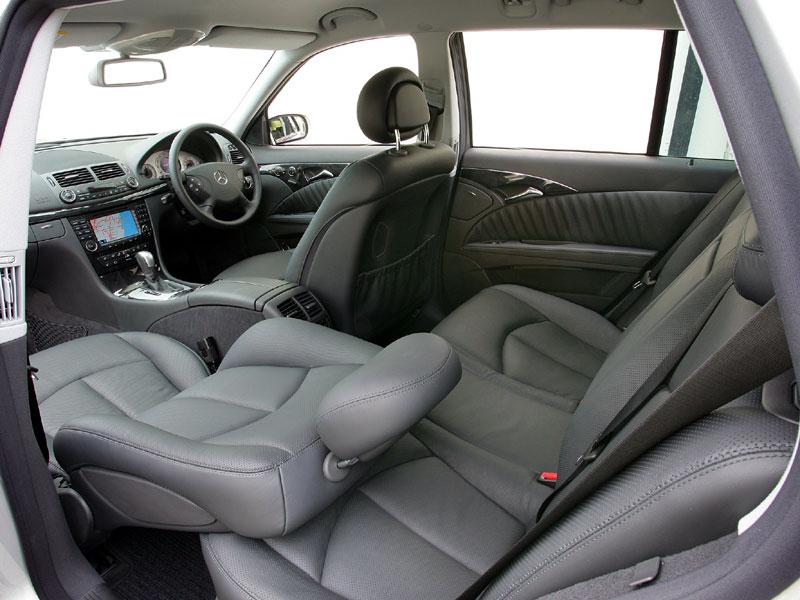 Mercedes E-Class (2002-2009)