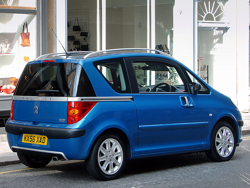 Peugeot 1007 (2005-2008)