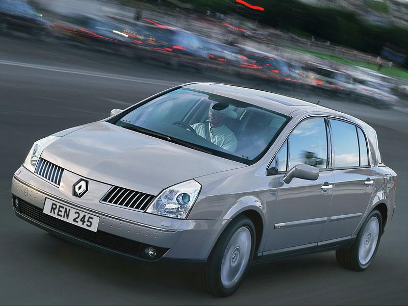 Renault Vel Satis (2002-2007)