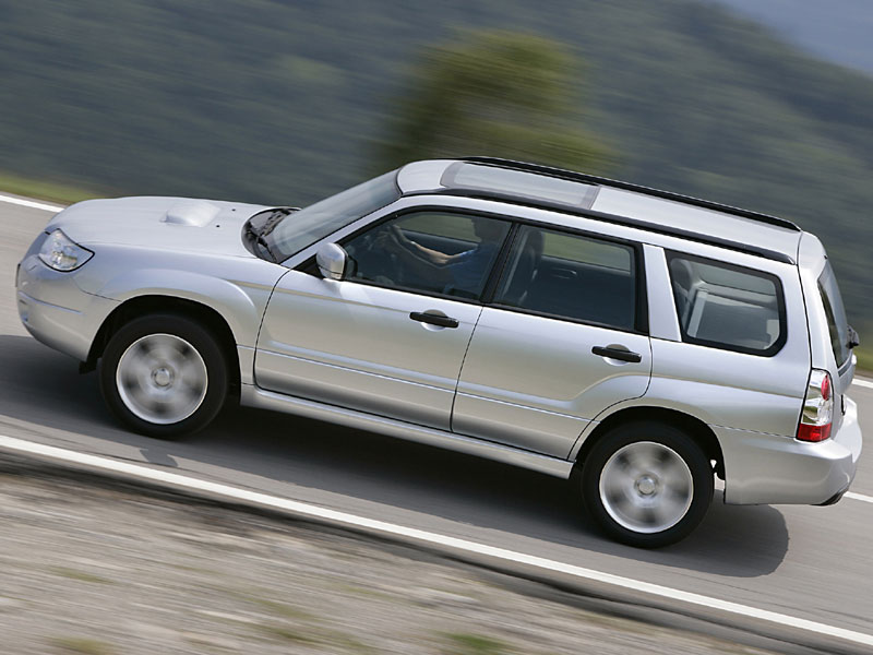 Subaru Forester (2002-2007)