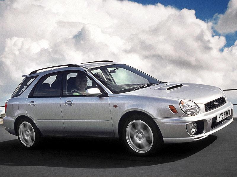 Subaru Impreza (2000-2007)