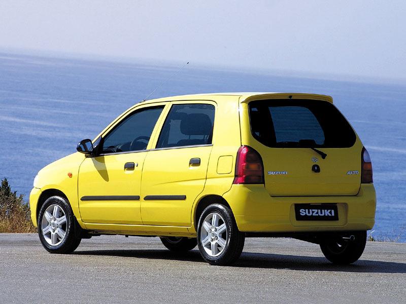 Suzuki Alto (2003-2008)