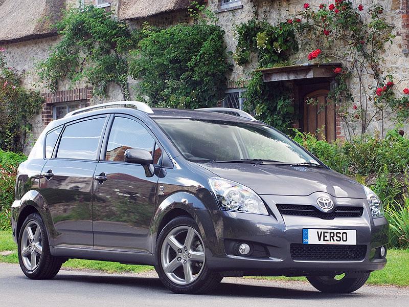 Toyota Verso (2002-2007)