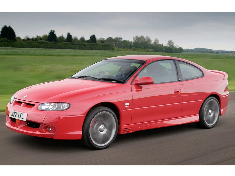 Vauxhall Monaro (2004-2007)
