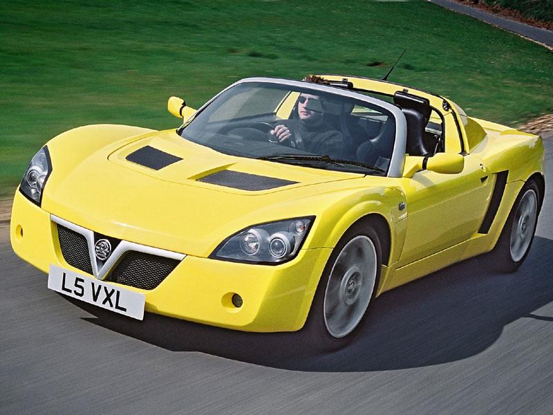 Vauxhall VX220 (2000-2004)
