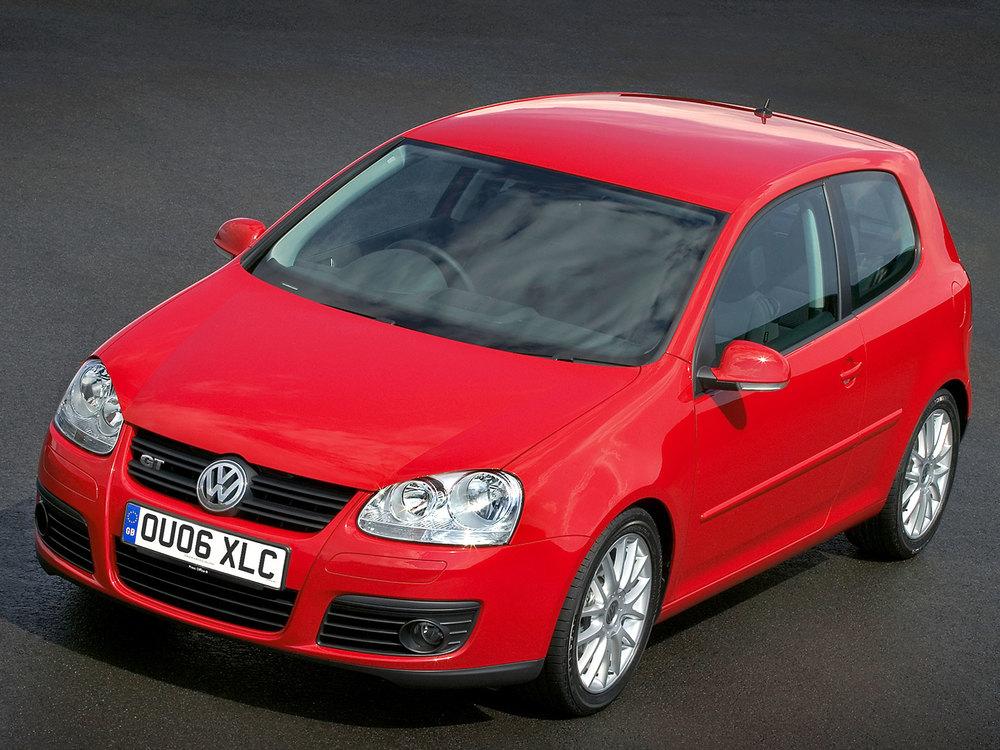 VW Golf Mk5 (2004-2008)