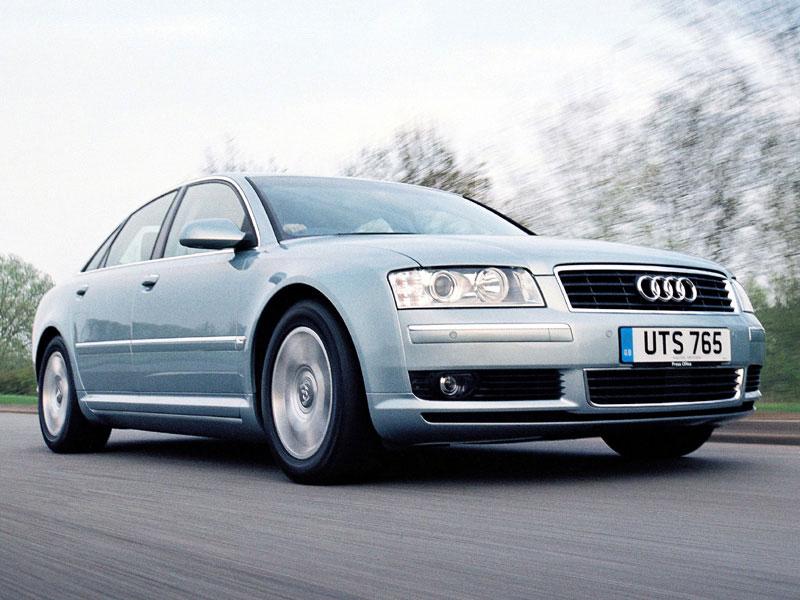 Audi A8 (2003-2010)