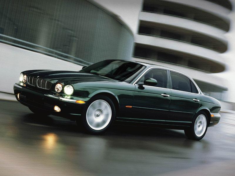 Jaguar XJ (2003-2010)