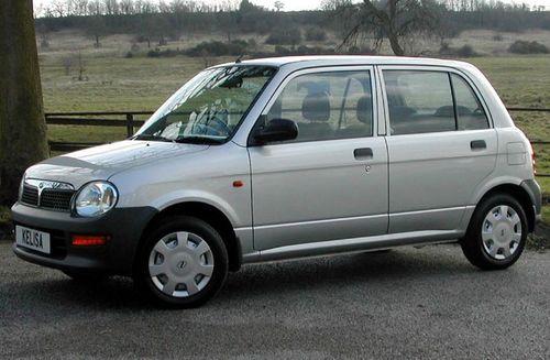 Perodua Kelisa 2002 2009 New Car Net