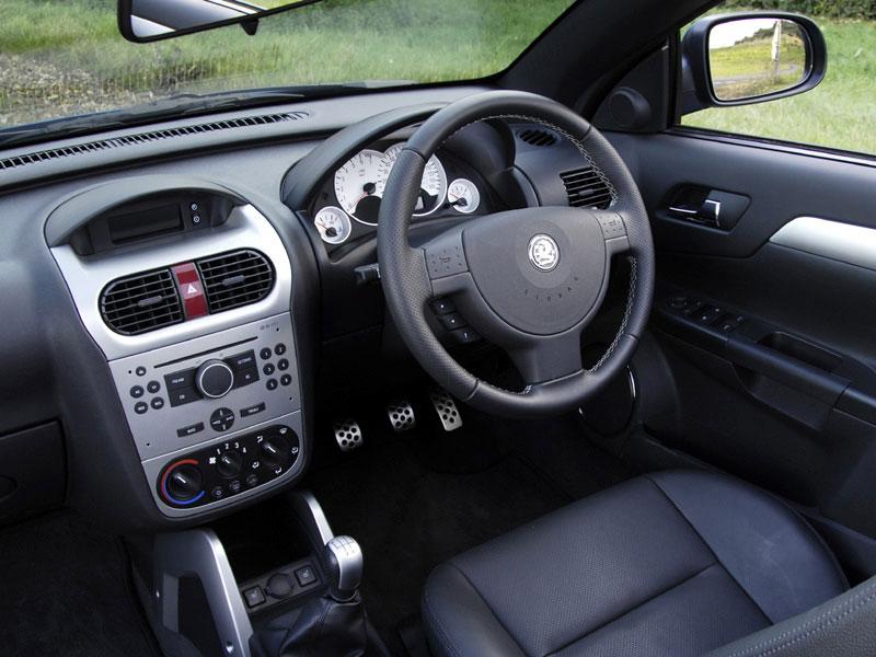 Vauxhall Tigra (2004-2009)
