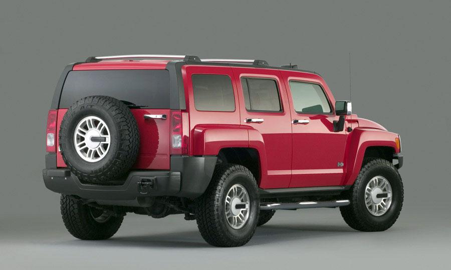 Hummer H3 (2007-2010)