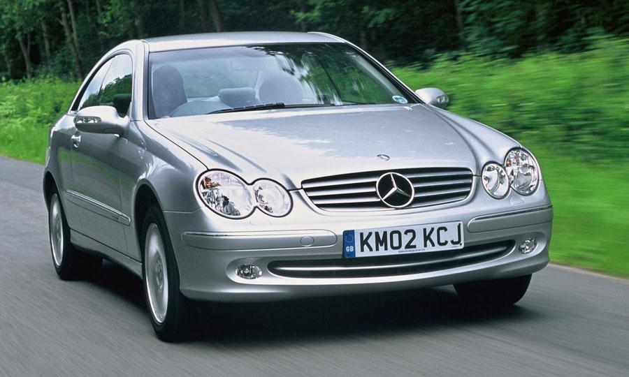 Mercedes CLK (2002-2010)