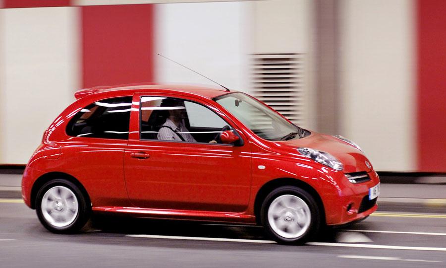 Nissan Micra (2002-2010)