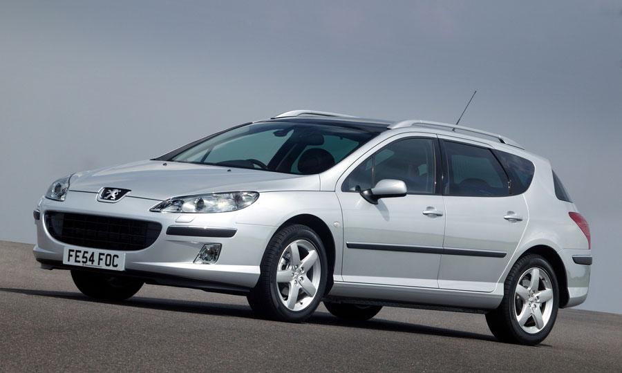 Peugeot 407 (2004-2011)