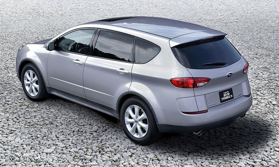 Subaru Tribeca (2006-2010)