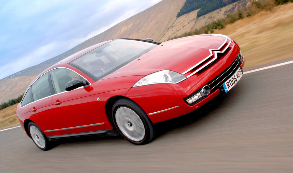 Citroen C6 (2006-2012)