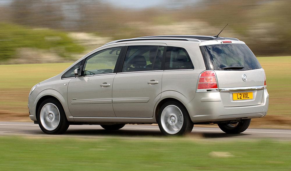 Vauxhall Zafira (2005-2012)