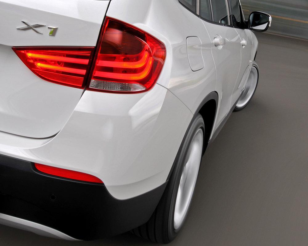 BMW X1 Mk1 (2009-2015)