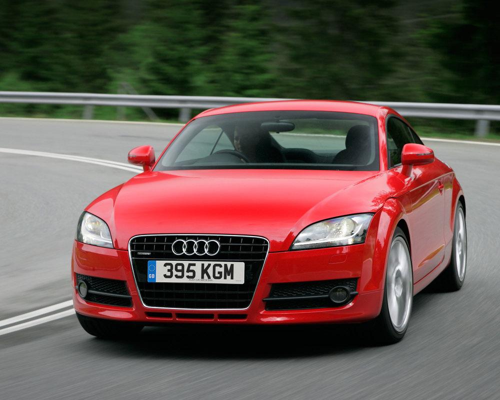 Audi TT Mk2 (2006-2015):