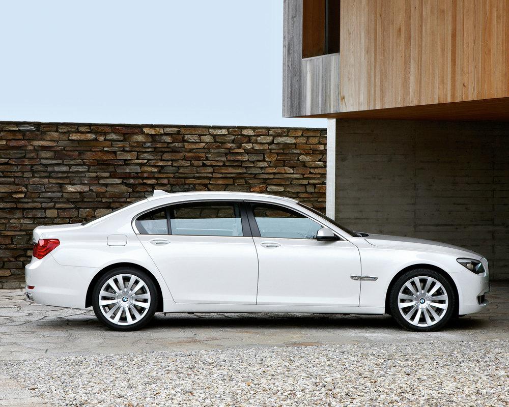 BMW 7-Series (2009-2015)