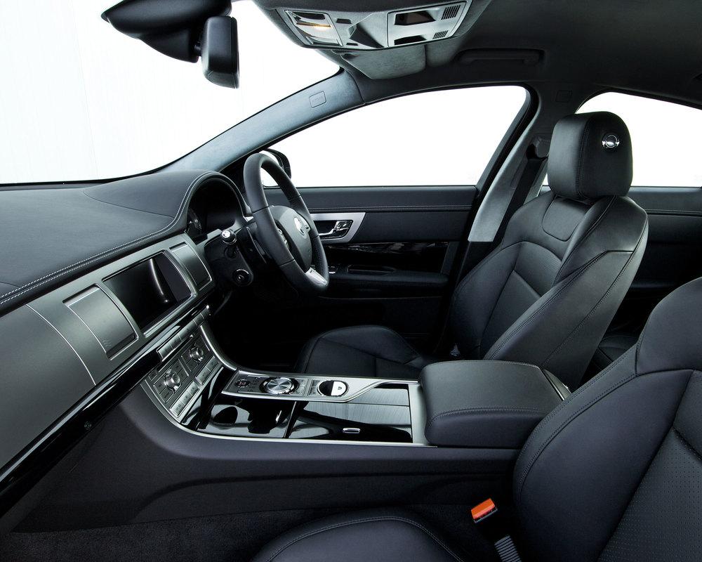 Jaguar XF Mk1 (2007-2015)
