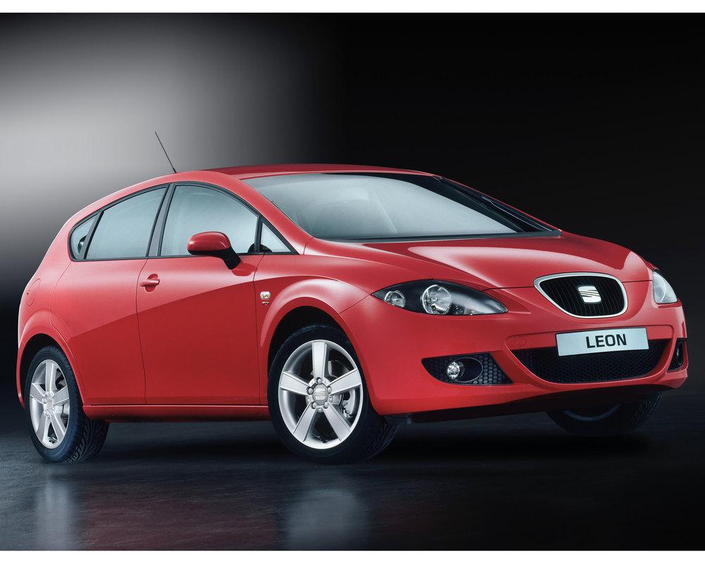 SEAT Leon Mk2 (2005-2013)